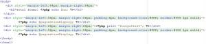 pagination code
