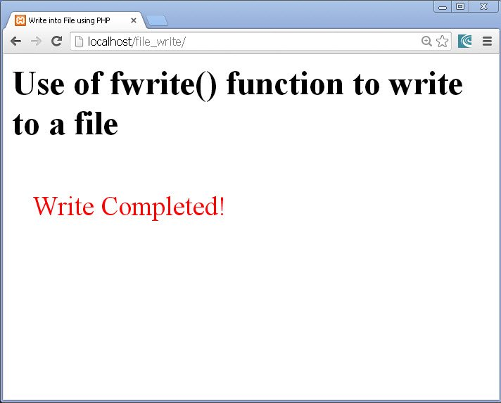 php write to text file / programming in c/c++ / file input and output / working with files opens the text file as an empty file for writing if the file exists, its contents are destroyed.