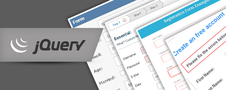 Create a simple form validator in Jquery