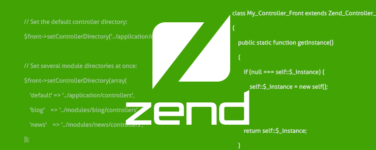 Learn about Controllers and its use in Zend Framework