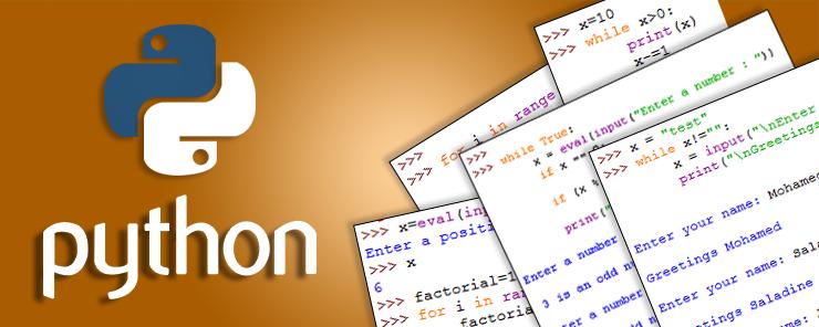 Python Tutorial – Part (6)