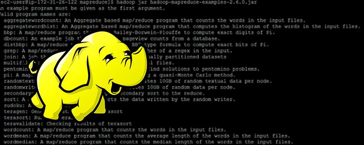 Running a MapReduce Program on Amazon EC2 Hadoop Cluster with YARN