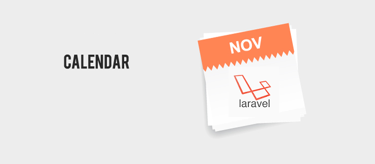 laravel calendar logo