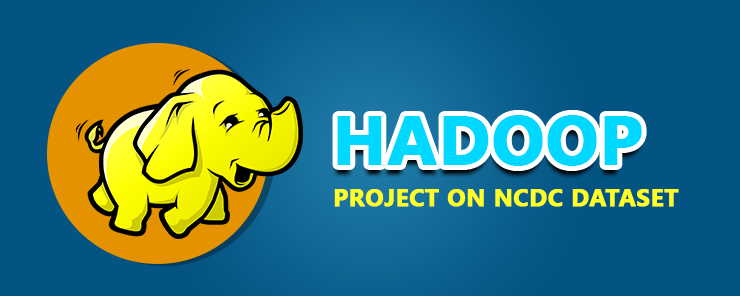 Hadoop Project on NCDC ( National Climate Data Center - NOAA ) Dataset