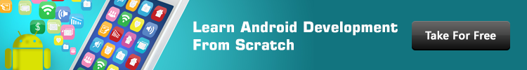 Learn Android Development From Scratch