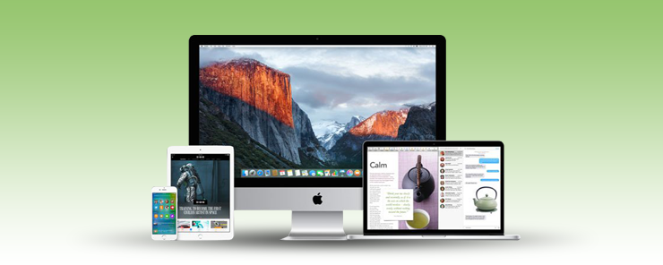 New Features Available with OSX El Capitan