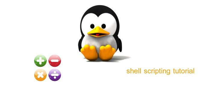 arithmetic operators in linux shell scripting