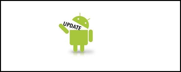 Get the update
