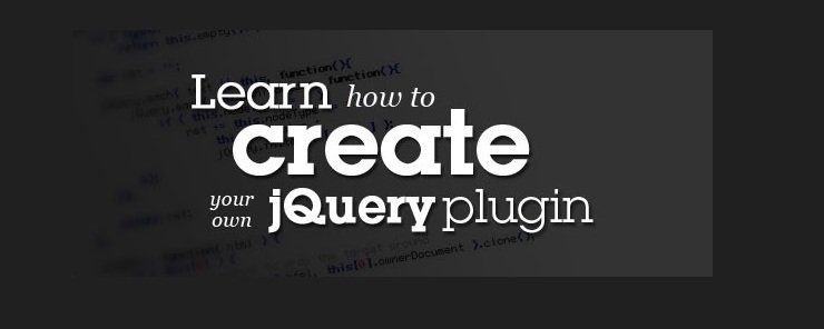 How to Create a JQuery Plugin