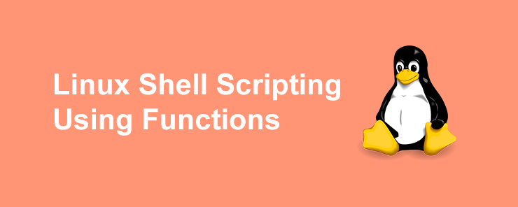 Function in Linux Shell Scripting
