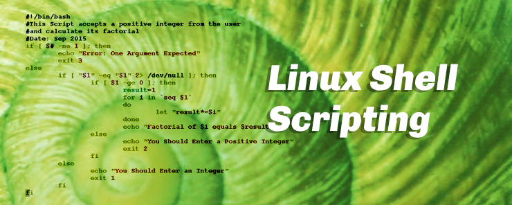 Linux Shell Scripting User Input Validation
