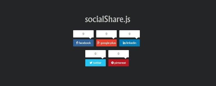 Socialshare.JS