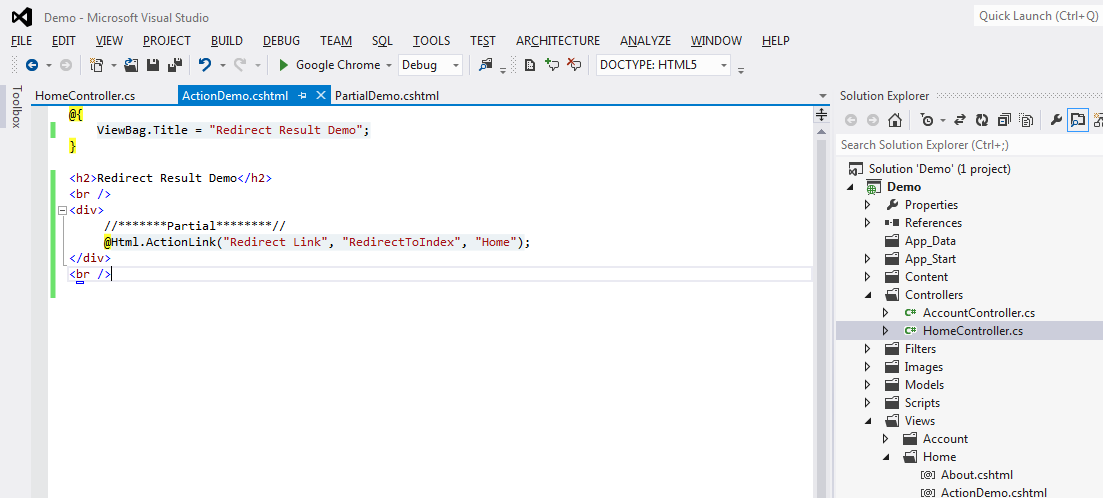 Learn different types of Action Results in MVC - Eduonix Blog