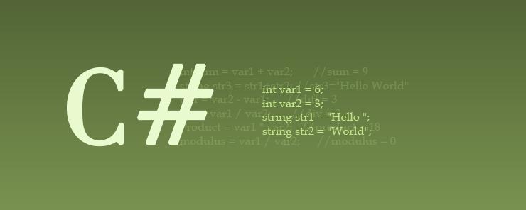 C# Tutorial (4)