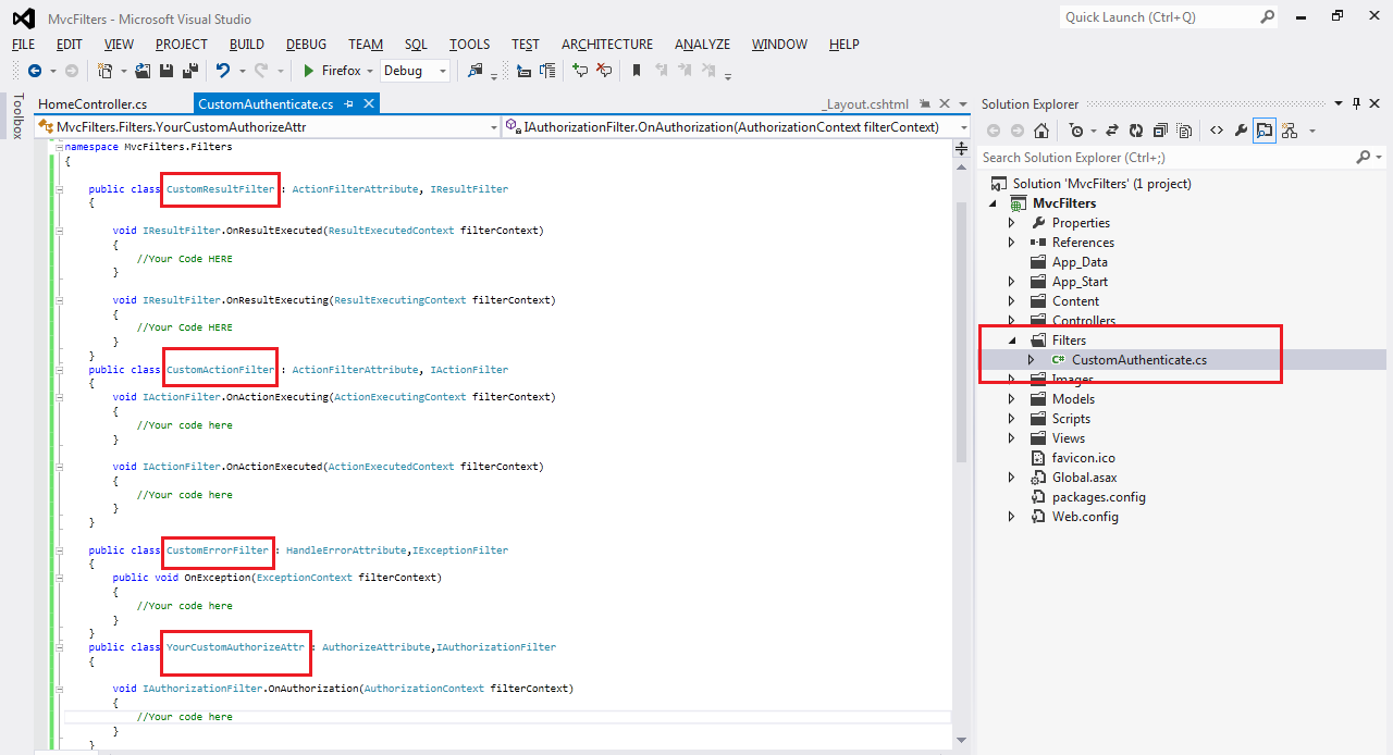 Learn about Filters and its types in MVC - Eduonix Blog