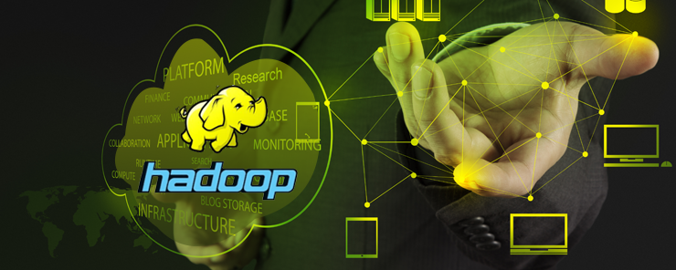 Improving business performance using hadoop for unstructured data