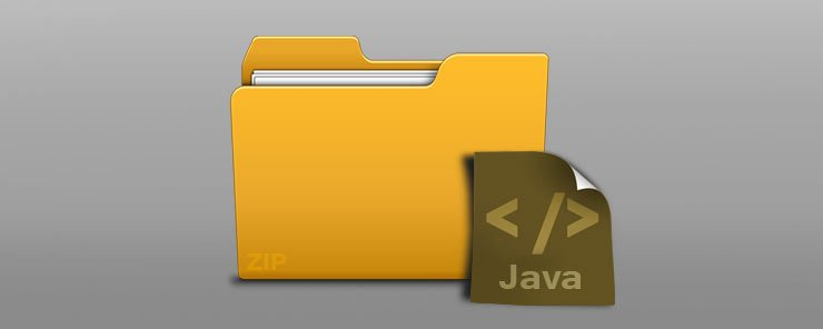 Learn How to handle ZIP files in Java