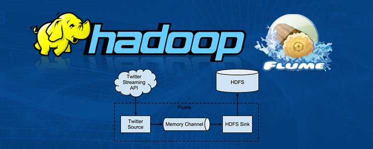 Learn-how-to-stream-data-into-Hadoop-using-Apache-Flume