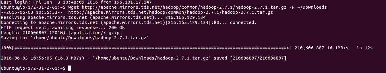 download hadoop