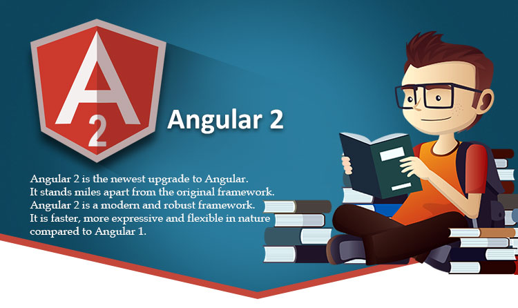 Complex Apps, Simple Framework - An Infographic on Angular 2