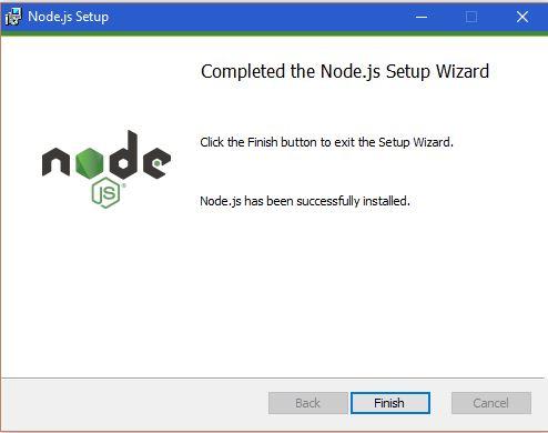 complete-nodejs-setup
