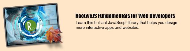 ractivejs-fundamentals