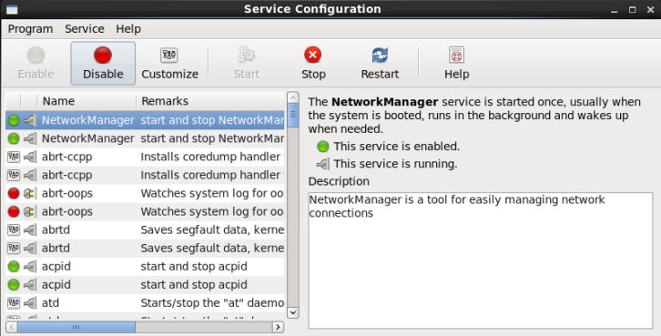 service-configuration-window
