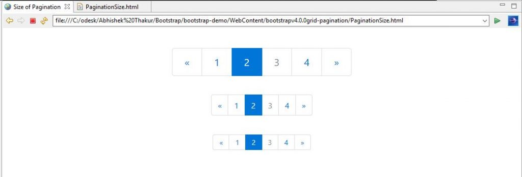 pagination-size