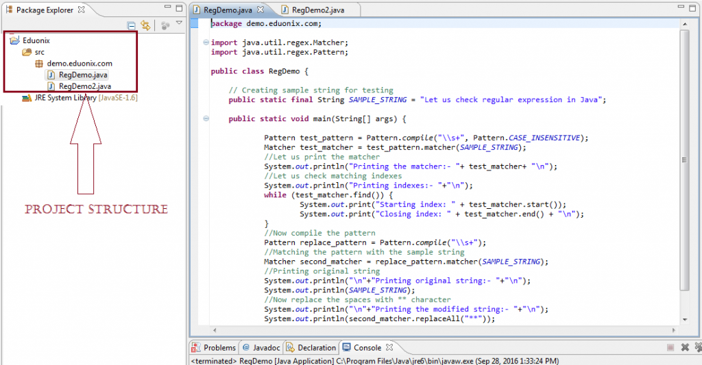 Learn How To Work With Regular Expressions In Java New Java Pattern Compile
