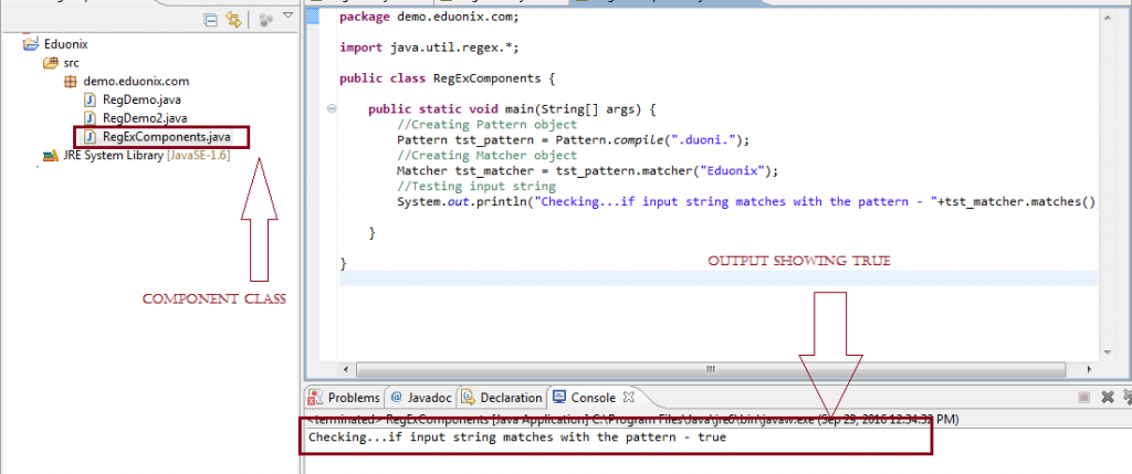 Learn How To Work With Regular Expressions In Java Gorgeous Java Pattern Compile