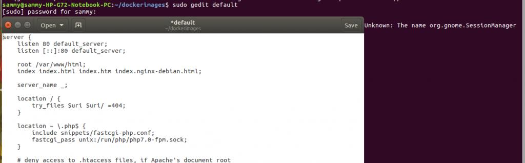 default-conf