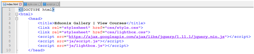 add-lightboxjs-and-lightboxcss