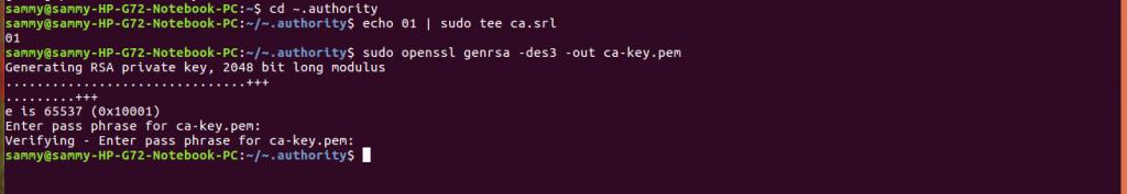 gen-key