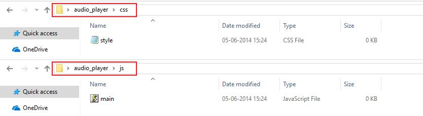 JS Folder