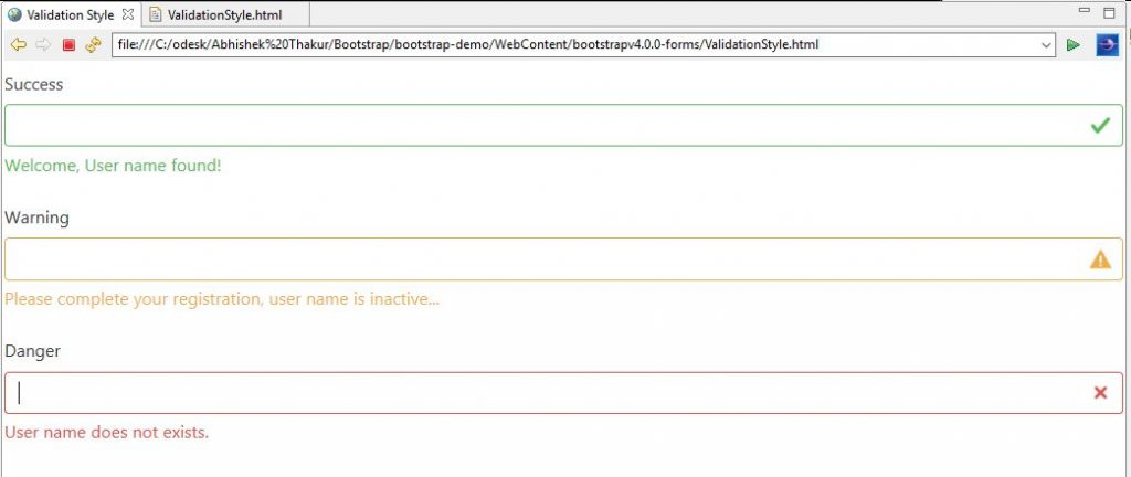 validation-forms