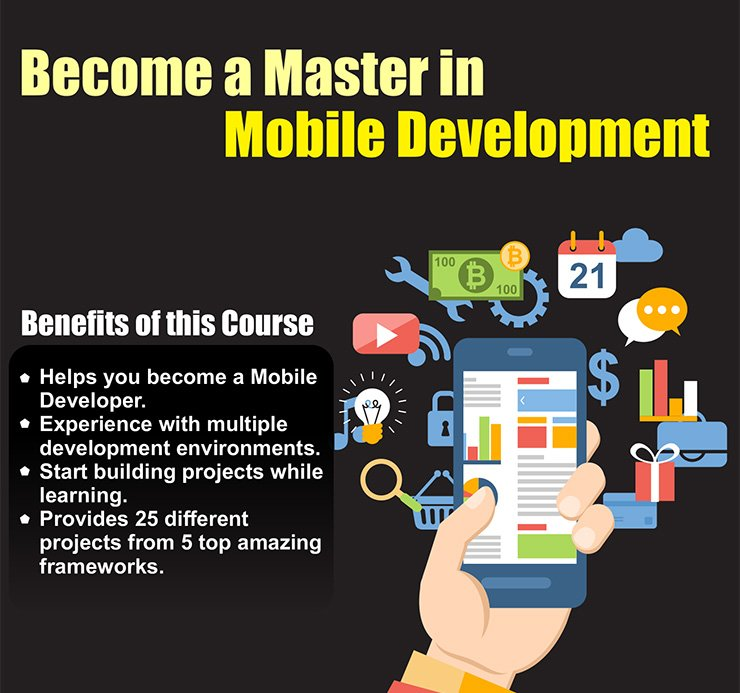 Master in Mobile Development