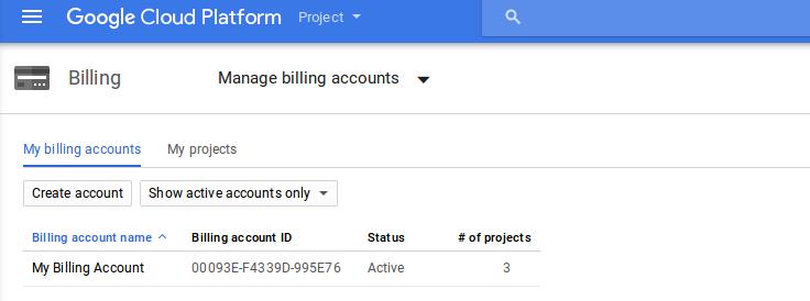 check billing