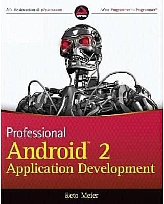Professional Android 2 Application Development Book