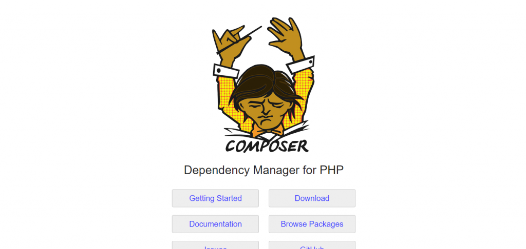 Composer Manager for PHP