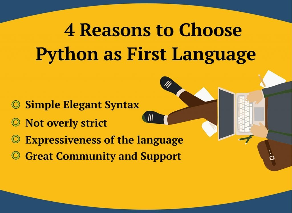 Why to Use Python
