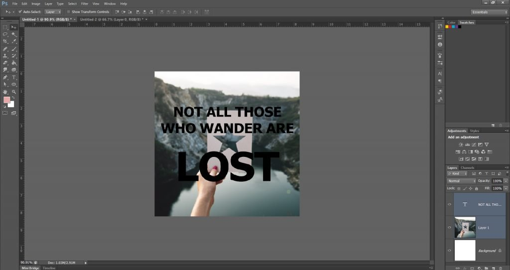 Clipping Mask 1
