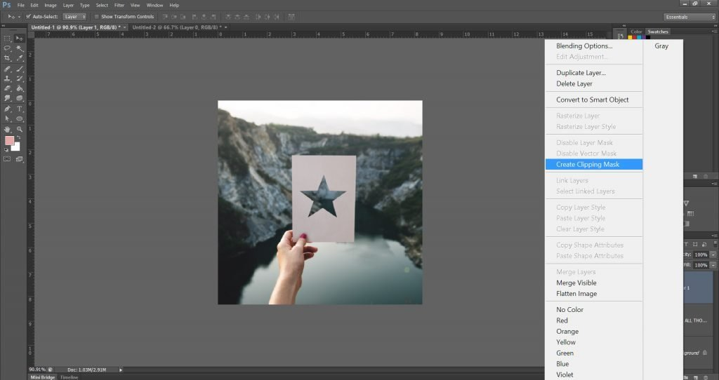 Clipping Mask 4