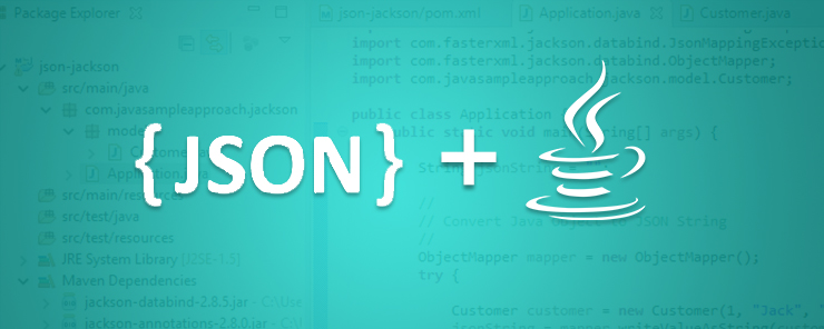 Learn How to Write a Program on JSON with Java