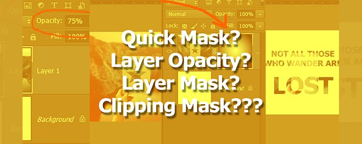 Quick Mask