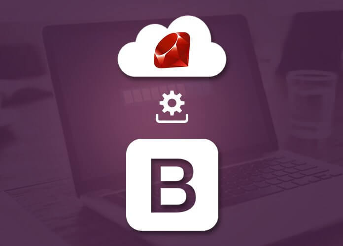 Install Bootstrap 4