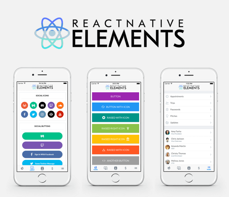 7 Best React Native UI Toolkits to Use in 2018