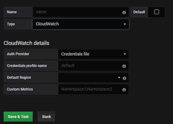 Learn How to Monitor AWS CloudWatch with Grafana