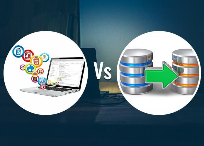 Data Mining vs Web Mining