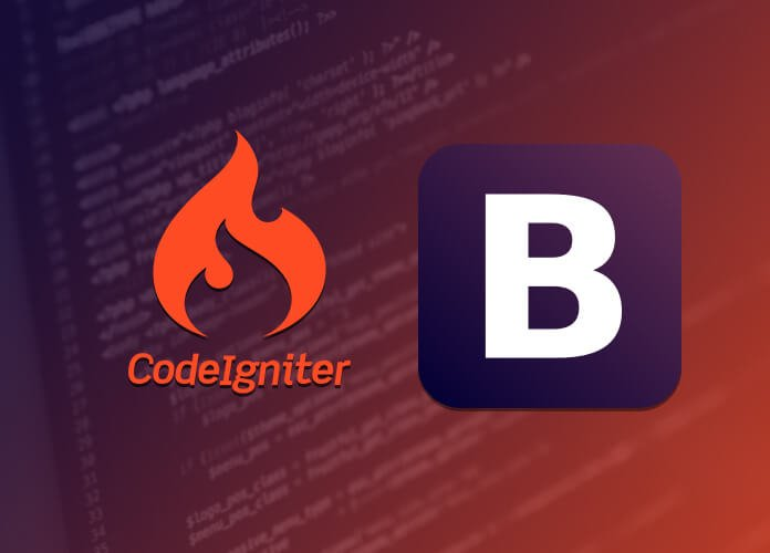 Learn How To Integrate Bootstrap-4 in Codeigniter