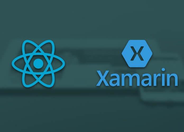 Xamarin vs React Native